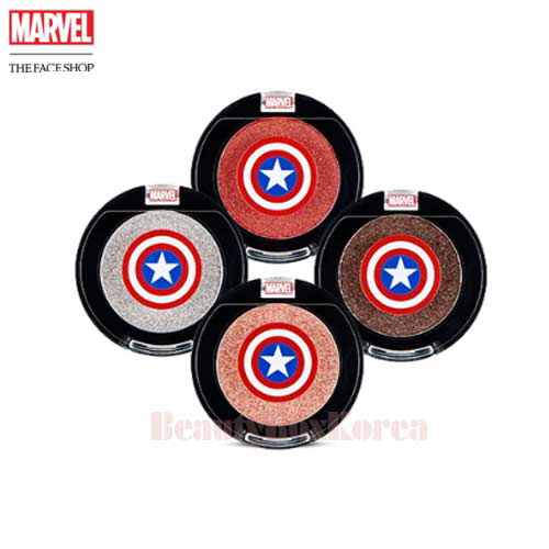 THE FACE SHOP Single Shadow Jelly 1.5g [Marvel Collaboration]